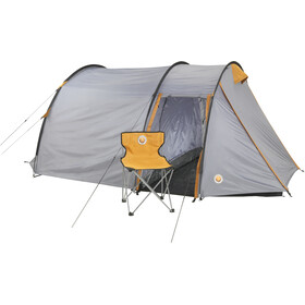 Grand Canyon Robson 3 Tenda, stone/sand